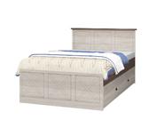 Кровать 1200 с настилом Калипсо ИД 01.502
