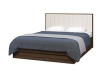 Кровать 1600 (без ортопеда) Моника-1 ИД 01-528