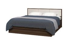 Кровать 1600 с настилом Моника-1 ИД 01.529