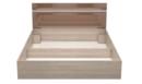 Кровать 140 Ненси какао