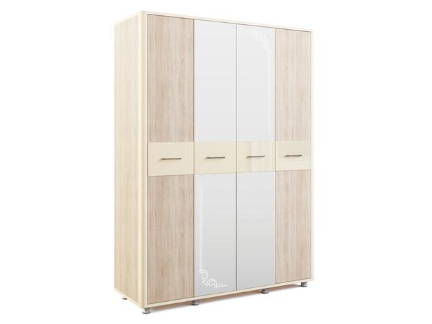 Шкаф 4-х дверный модуль 14 Оливия