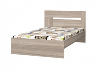 Кровать 1200 с настилом Хэппи ИД 01-545