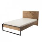 Кровать 1200 с настилом Оскар ИД 01.548
