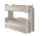 Кровать двухъярусная 800 Соната ИД 01.164