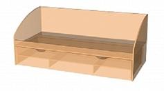 Модуль 15. Кровать с дополнительным спальным местом