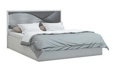 Кровать с подъёмным механизмом КР 92 Селеста ясень анкор