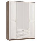 Шкаф 4-х дверный Шк60-1 Мишель
