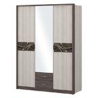 Шкаф 3-х дверный с зеркалом ШК 68-1 Николь