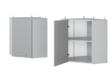Шкаф навесной угловой АУ60 Авенза