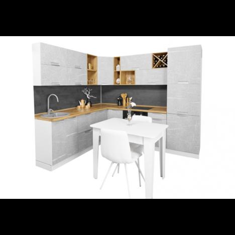 Модульная кухня Авенза Росса