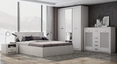 Спальня модульная Ривьера