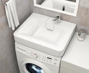 Раковина над стиральной машиной BR 1