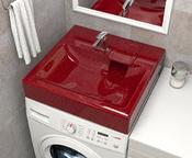 Раковина над стиральной машиной BR 3