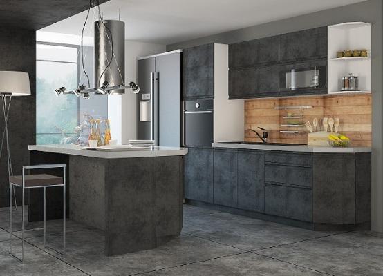 Модульная кухня Бронкс 3