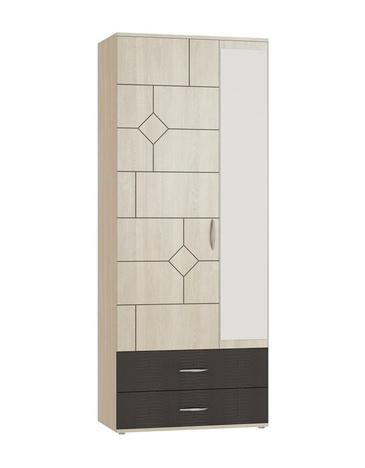 Шкаф 2-х дверный с ящиками Шк10 Далиан