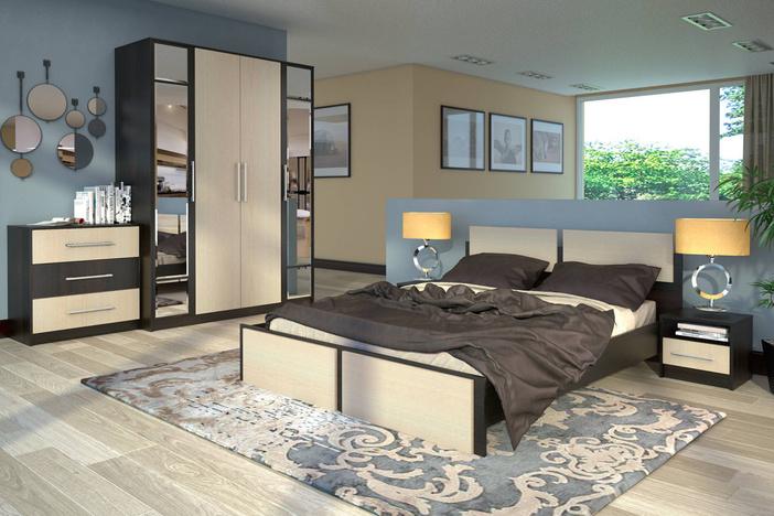Спальный гарнитур Элиза 1