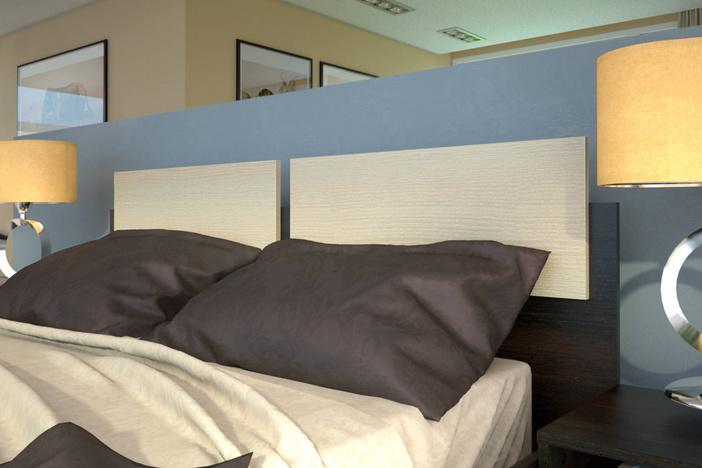 Спальный гарнитур Элиза 2