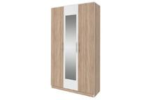 Шкаф 3-х дверный с зеркалом Оливия СТЛ.109.06
