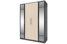 Шкаф 4-х дверный с зеркалом Элиза СТЛ-138-10