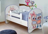 Кровать детская Совята 700х1400