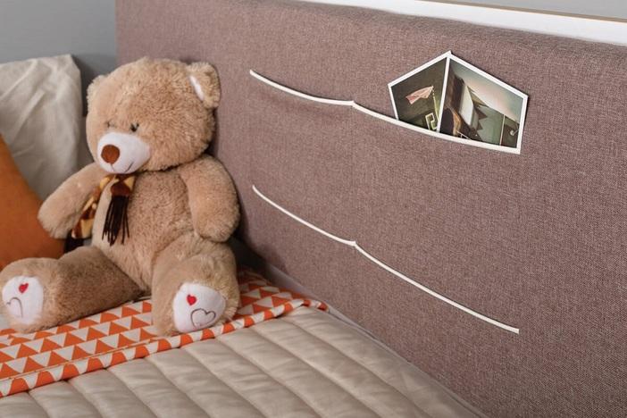 Кровать Вуди 11-02