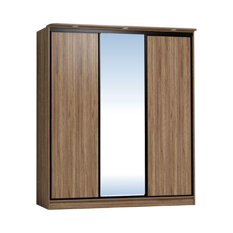 Купе-система с зеркалом Домашний 2000 дуб табачный Craft