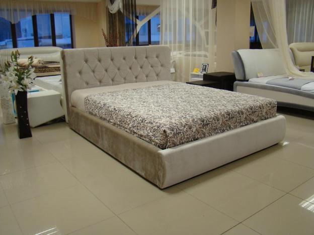 Интерьерная кровать Токио Норма
