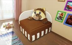 Детский диван Топтыжка