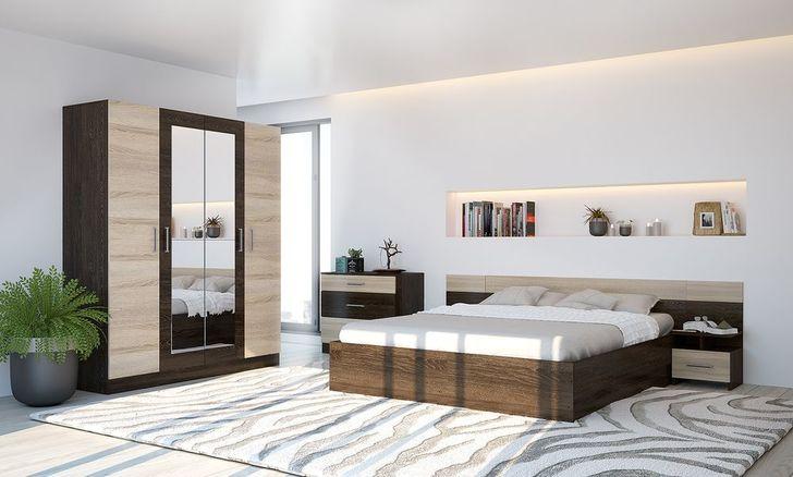 Спальный гарнитур Уют 1