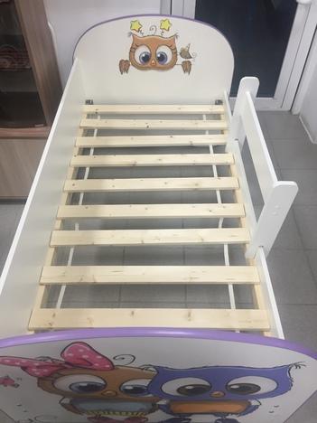 Детская кровать Совята