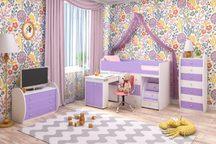 Кровать-чердак детский Малыш малый
