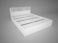 Кровать 1400 Сорренто