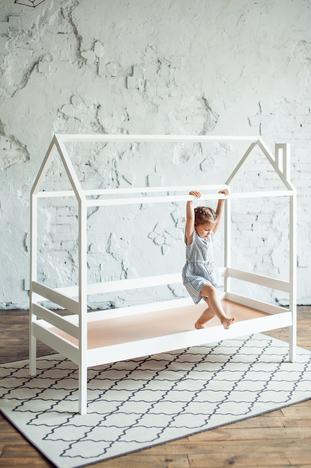 Кровать-домик кд-1