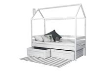 Кровать-домик кд-11 с ящиками