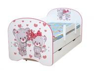Кровать детская Котята с ящиком