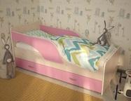 Кровать с ящиком Кроха-2 разные расцветки