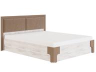 Кровать с мягкой спинкой 1800 Family № 12.3