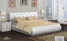 Мягкая кровать Флоренция Норма