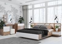 Спальный гарнитур Лагуна 8