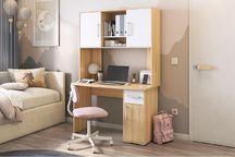 Стол компьютерный Лайт 1 с надстройкой