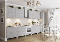 Кухня модульная Лофт 1