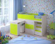 Кровать чердак Малыш (большой)