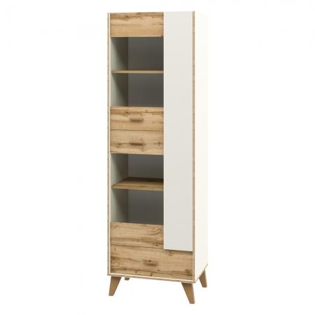 Шкаф комбинированный Сканди МН-036-10