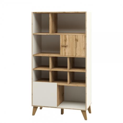 Шкаф комбинированный Сканди МН-036-11