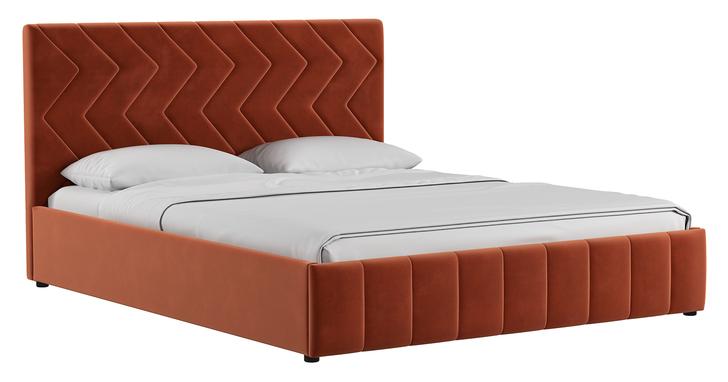 Интерьерная кровать Милана Лекко терра