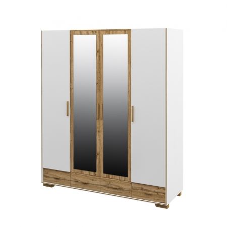Шкаф для одежды Сканди МН-036-34