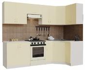 Кухонный гарнитур угловой Нарцисс-2900