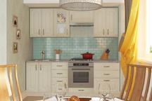 Кухня модульная Ника 1