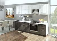 Прямая кухня Парма 1