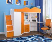 Кровать-чердак Пионер 1
